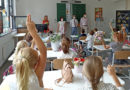 Děti se v nové přístavbě svítkovské ZŠ rozloučily se školním rokem…