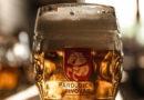 """Slavnostní """"narážení"""" tankového piva při příležitosti 150 let Pardubického pivovaru…"""