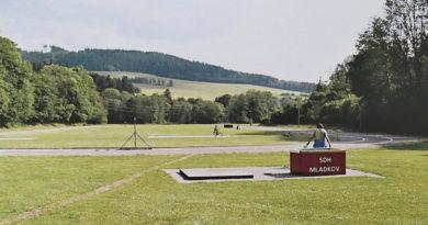 V Mladkově by mohlo vzniknout centrum požárního sportu…