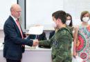 Rektor Univerzity Pardubice předal ceny mladým vědeckým talentům…
