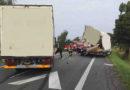 Dopravní nehoda pěti vozidel ve Vysokém Mýtě uzavřela silnici…