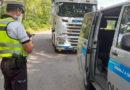 Zaměřeno na nákladní dopravu a autobusy…