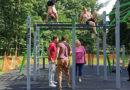 Nové hřiště v parku Na Špici už slouží veřejnosti…