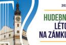 Léto na Zámku Pardubice bude patřit hudbě…