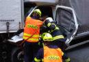 Silnice I/35 byla kvůli nehodě neprůjezdná…