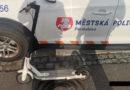 Odcizenou elektrokoloběžku našli strážníci ještě dříve, než její ztrátu nahlásil majitel…
