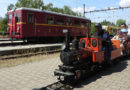 Zahradní železničky letos ve Slatiňanech…