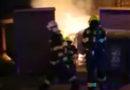 VIDEO: Sérii požárů popelnic v Pardubicích vyšetřují hasiči i policisté…